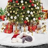JK-2 Gonna per Albero di Natale Stampato 36inch pi/ù recente Buona Elasticit/à Gonna ad Albero per