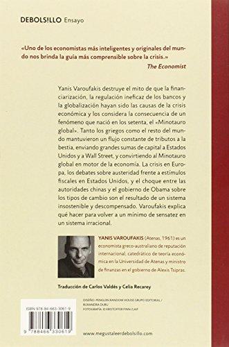 Descargar libros El minotauro global: Estados Unidos, Europa y el futuro de la economía mundial (ENSAYO-ECONOMÍA) pdf español leer libros online descarga y lee libros gratis