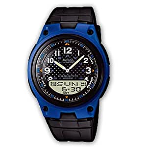 Casio Herren-Armbanduhr Analog / Digital Quarz AW-80-2BVES