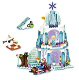 #2: Vortex Toys Happy Princess Ice Castle 299 Block to Create Own Design Castle, Girls Best Gift Children are Very Curious.