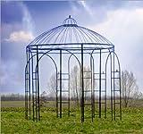 Dema Metall Pavillon - Gartenpavillon Antikoptik