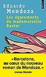 Les égarements de Mademoiselle Baxter par Mendoza