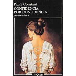 Confidencia por confidencia (.) Premio Goncourt 1998