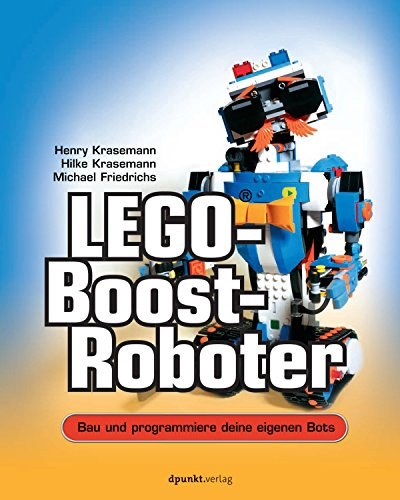 LEGO-Boost-Roboter: Bau und programmiere deine eigenen Bots