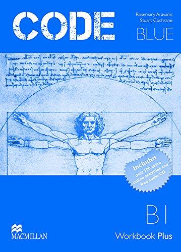 CODE BLUE B1 Wb Plus MPO CD Pk por R. Aravanis