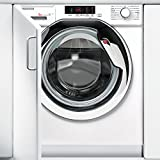 HBWM914SC Integrated Washing Machine with 1400RPM Spin Speed and 9KG Capacity Load in