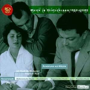 Sinfonische Musik 1 - Rundfunk als Mäzen