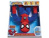 JP Other Soffice Spiderman della Marvel Che oscilla e Si appende
