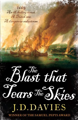 The Blast That Tears the Skies by J. D. Davies(2013-04-23)