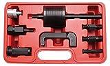 Kraftmann 62636 Diesel-Injektoren-Auszieher-Satz, 8-TLG