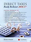 Direct Taxes Ready Reckoner 2016-17