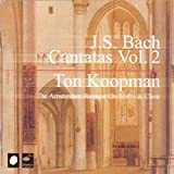 J.S.Bach: integral cantatas vol 2 (ton Koopman