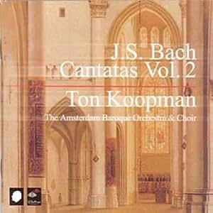J.S. Bach : Cantatas, Vol. 2
