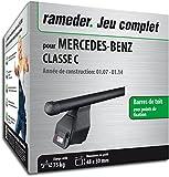 Rameder Pack Barres de Toit Tema pour Mercedes-Benz Classe C (118878-06224-2-FR)