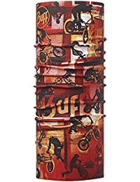 BUFF JUNIOR Foulard multifonctionnel haute protection UV BMX, Gr.50-55