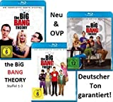 The Big Bang Theory - Staffel 1-3 [Blu-ray]