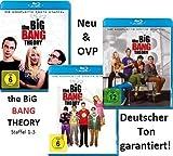The Big Bang Theory Staffel 1, 2 & 3 (Blu-ray)