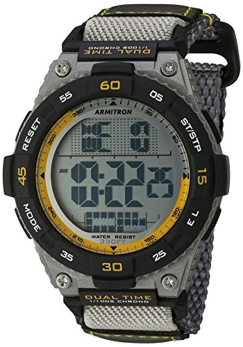armitron-sport-mens-40-8330gry-yellow-accented-digital-chronograph-grey-nylon-strap-watch