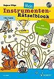 Mein Instrumenten-Rätselblock: Ausgabe mit CD.