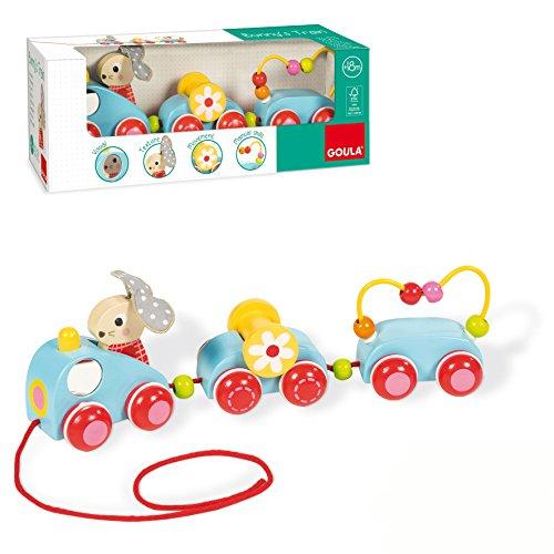 Goula - 55244 - Bunny's Train