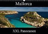Mallorca - XXL Panoramen (Wandkalender 2019 DIN A3 quer): Impressionen von der Baleareninsel Mallorca im Panoramaformat (Monatskalender, 14 Seiten ) (CALVENDO Natur)