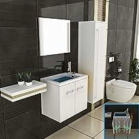 Suchergebnis Auf Amazonde Für Waschbecken Komplettprogramme - Badezimmer waschbecken mit unterschrank