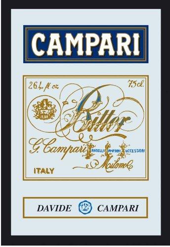 empire-537508-quadro-campari-su-vetro-stampato-con-cornice-in-plastica-effetto-legno-20-x-30-cm