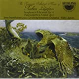 Symphony/Piano Concerto (Gavleborg So, Liljefors)