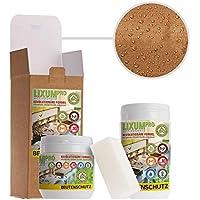 APIFORMES Lixum BRAUN 30-5 Beuten Beutenschutzlasur 5 Beuten 500 ml (15m²) Bio Farbe Bienenverträglich
