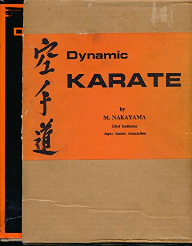 Dynamic karate : Instruction by the master - First edition - Translated by Herman Kauz