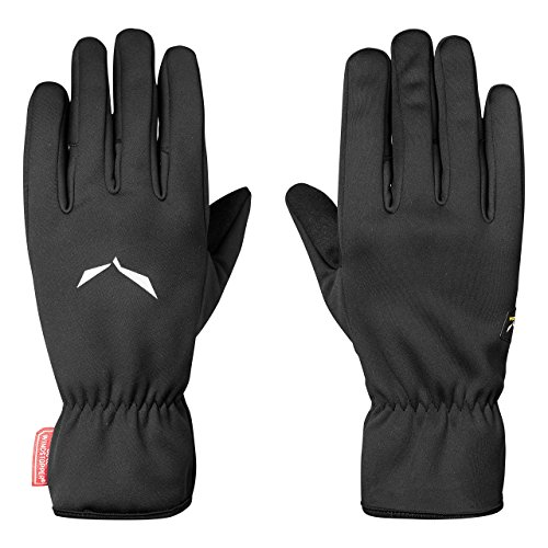Salewa WS Finger Gloves Handschuhe, Black Out, M
