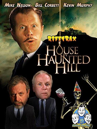 Rifftrax: House on Haunted Hill- Three Riffer Edition [OV] (House Of Haunted Hill)