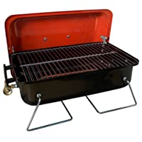 Table Top Gas BBQ Inc Lava Rock 2