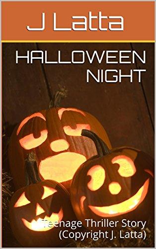 nage Thriller Story (Copyright J. Latta) (English Edition) (Halloween Latte)