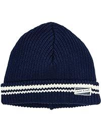 Scotch & Soda Herren Strickmütze Ams Blauw Knitted Beanie Hat