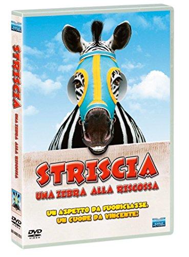 Striscia-Una Zebra Alla Riscossa