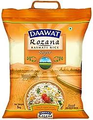 Daawat Rozana Super Basmati Rice, 5kg