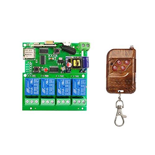 EWeLink 433 MHz Control Remoto Inteligente Interruptor