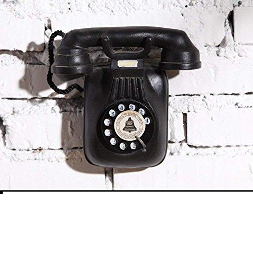 SED Decoraciones-Europeo Vintage Antiguo teléfono