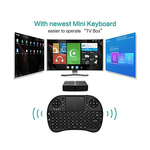 Bqeel-MVR9-Android-71-RK3328-2Go16Go-DDR4-eMMC-Quad-Core-64bit-Cortex-A53-Bluetooth-40-Wi-Fi-24G-80211-bgn-Gigabit-1001000M-Android-TV-Box-Smart-Box