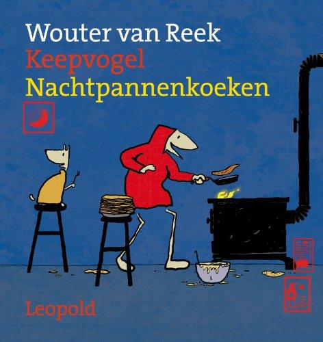 Nachtpannenkoeken (Keepvogel) por Wouter van Reek