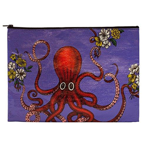 Blue Q Jumbo Pochette Octopus