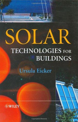 Preisvergleich Produktbild Solar Technologies for Buildings