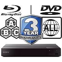 Sony BDP-S6700 región libre Multi All Zone reproductor de Blu-ray 4k Upconversion 3D smart wifi