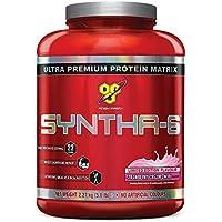 BSN Syntha-6 Limited Edition Supplement, Strawberry Cream Swirl