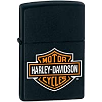 Zippo Harley Davidson Flame