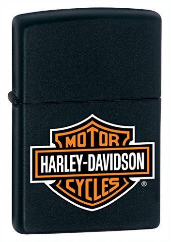 zippo-50811035-briquet-harley-davidson-logo-black-matte