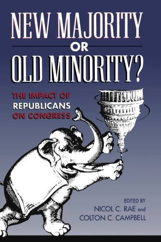 New Majority or Old Minority?: The Impact of Republicans on Congress