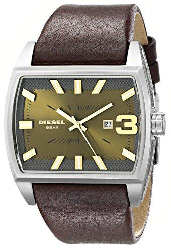 51zEFGULvwL - Diesel DZ1675 Fleet Green Mens watch