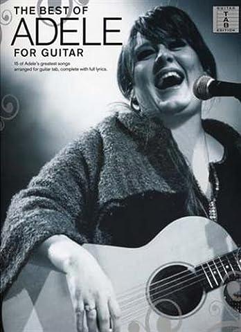 Adele Best Of Guitar Tab.
